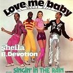 Sheila discographie Singin' in the rain