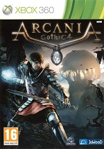 Top Jeux Xbox 360 Arcania Gothic