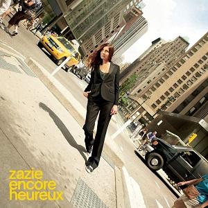 Zazie Discographie Encore heureux
