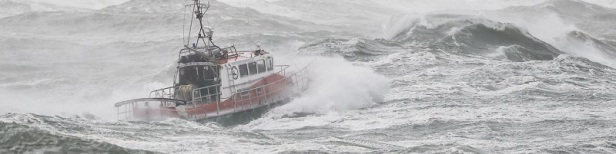 FRANCE-WEATHER-ACCIDENT-BOAT