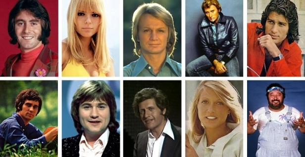 Stars françaises décédées