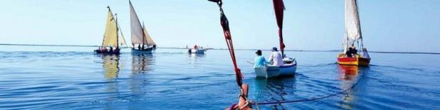 Sète course bateaux