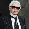 Stars cancer Karl Lagerfeld