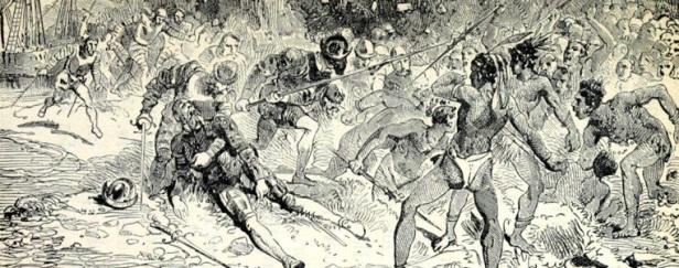 Magellan mort