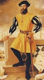 Magellan portrait