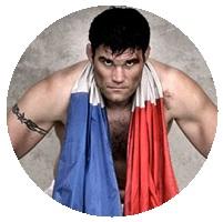 Plus grand rugbyman français Fabien Pelous