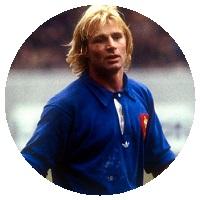 Plus grand rugbyman français Jean-Pierre Rives