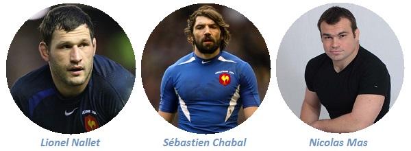Plus grands joueurs de rugby français 8
