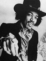 Star destin brisé Jimi Hendrix