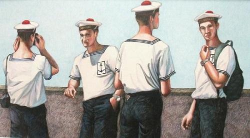 Des peintres et des marins Brobeck