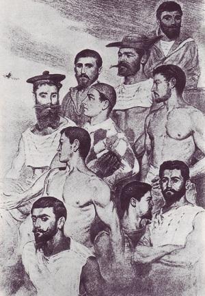 Des peintres et des marins Loti