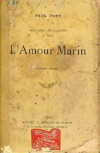 Paul Fort Amour Marin