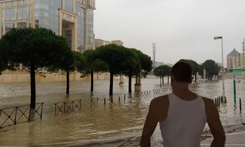 Tempête Sud 3