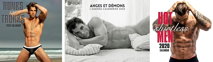 Calendrier hommes 10