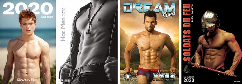 Calendrier hommes 8