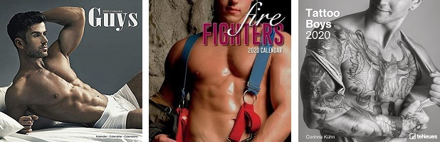 Calendrier hommes 9