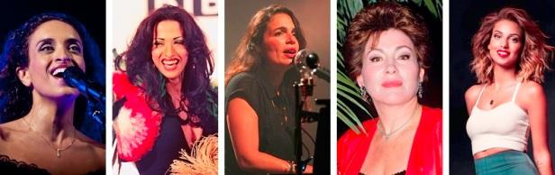 Chanteuses israéliennes