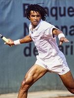 Meilleur joueur de tennis français Noah