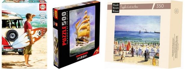 Jeux et jouets marins 4