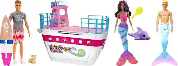 Jeux et jouets marins 5