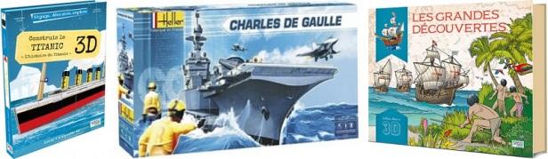 Jeux et jouets marins 7