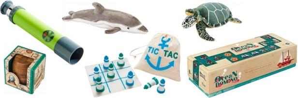 Jeux et jouets marins 8