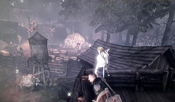 Nain Camp de mercenaires