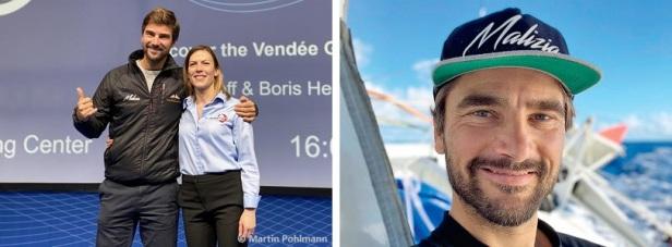 Boris Herrmann Seamaster