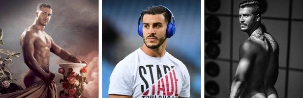 Beau joueur de rugby 3