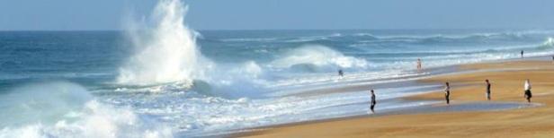 Surfer dans les Landes 2