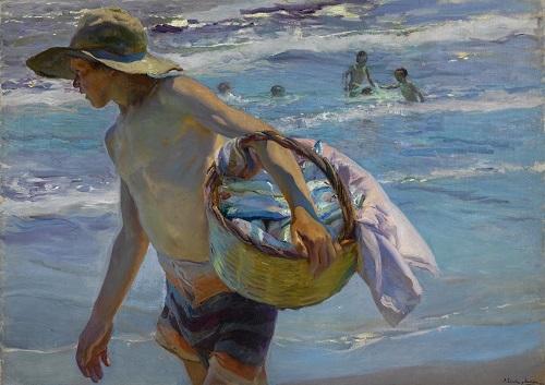 Tableau pêcheur 5