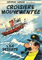 BD Capitaine Lahuche