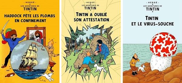 Tintin confinement 1