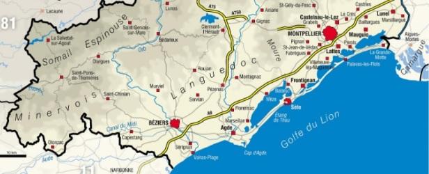 Ports de plaisance Hérault