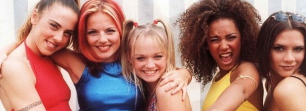 Girls années 90