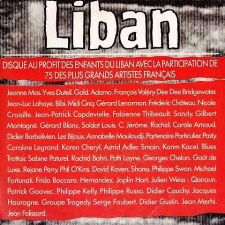 Liban Chanson