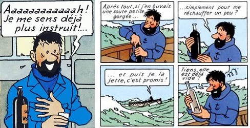 Capitaine Haddock 9