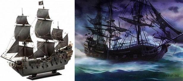 Maquette bateau 5